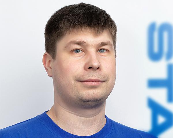 Алексей Касперович
